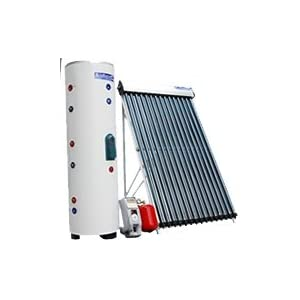 400 litre solar water heating system
