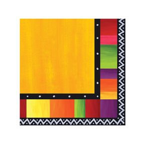 Sale Fiesta Party Lunch Napkins Sale - 1