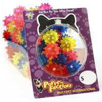 Multi Pet Cat Can Galaxy Ball 75 Pieces