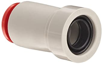 "SMC KDMS-07 PBT Multi-Connector Socket, 1/4"" Tube OD"