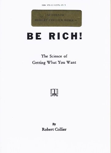 Riches within your reach robert collier