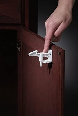 KidCo Spring Action Cabinet Lock