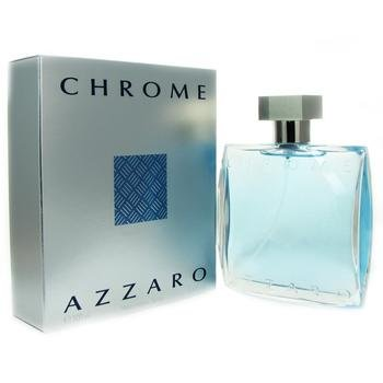 Chrome Cologne for Men 3.4 oz Eau De Toilette