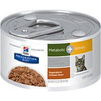 Hill's Prescription Diet Metabolic Feline Vegetable & Chicken Stew