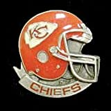 NFL Team Helmet Pin - Kansas City Chiefs at Amazon.com