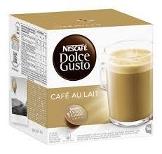 Nescafé Dolce Gusto Café Au Lait, Pack Of 6, 6 X 16 Capsules front-410269
