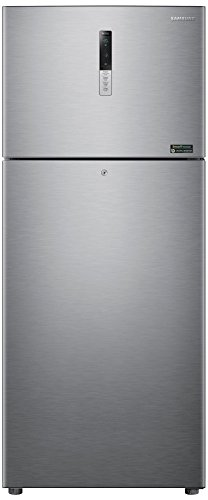 Samsung RT45H5809SL Frost-free Double-door Refrigerator (446 Ltrs, 3 Star Rating, Easy Clean Steel)