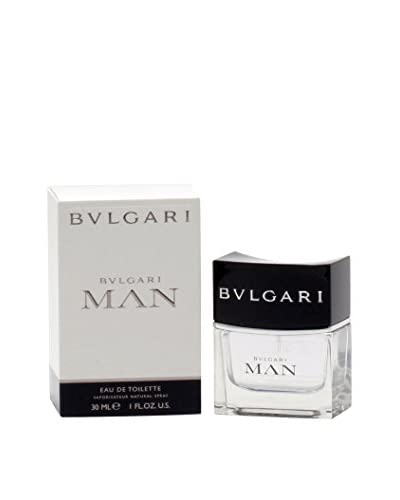 Bulgari Men's Bulgari Man Eau de Toilette Spray, 1 fl. oz.
