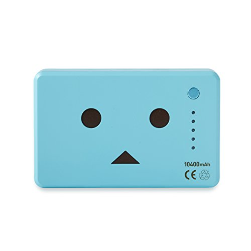 cheero Power Plus 10400mAh DANBOARD Version - FLAVORS - (mint) 大容量 モバイルバッテリー [ 高品質Sanyo/Panasonic電池搭載 ]  iPhone 6 6Plus 5s 5c 5 / iPad / Android / Xperia / Galaxy / 各種スマホ / タブレット / ゲーム機 / Wi-Fiルータ 等 急速充電 対応