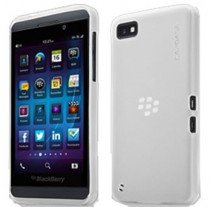 Capdase Soft jacket Xpose Case For BlackBerry Z10 (Tinted White)