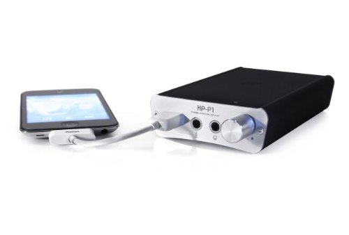 HP-P1 Headphone amplifier and DAC for iPhone/iPod
