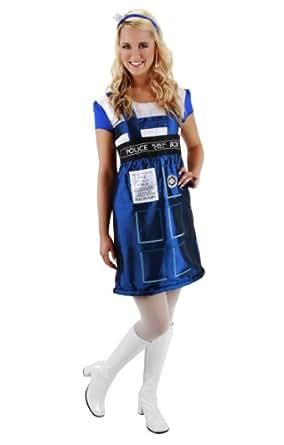 TARDIS Dress (Small / Medium)