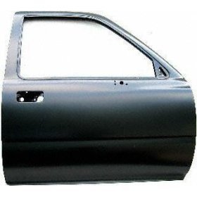Doors Tky Ty80009ar Toyota Pickup Primed Black Replacement