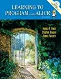 img - for Learning To Program with Alice (2nd Edition) book / textbook / text book