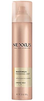 Nexxus Maxximum Superior Hold Finishing Mist -- 10 fl oz