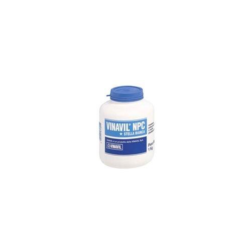 Vinavil 10801 NPC Adesivo Acetovinilico, Bianco, 5 kg