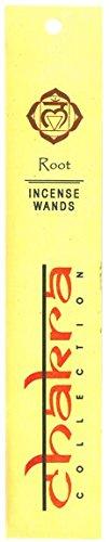 Encens Chakra Collection Chakra Racine (10 bâtonnets)