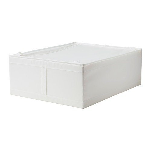 ikea skubb tasche weiss 44 x 55 x 19 cm schrankfach box. Black Bedroom Furniture Sets. Home Design Ideas