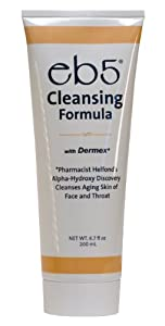 eb5 Facial Cleansing Formula, 6.7-Ounce Tubes (Pack of 2)