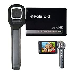 Polaroid DVG-720BC 5MP Hi-Definition Digital Camcorder with 2.7-Inch LCD Display (Black)