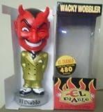 Funko El Diablo Special Gold Suit Bobblehead Exclusive