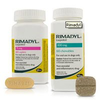 Rimadyl Pain And Arthritis Medication 100-mg Chewable 60-count Picture