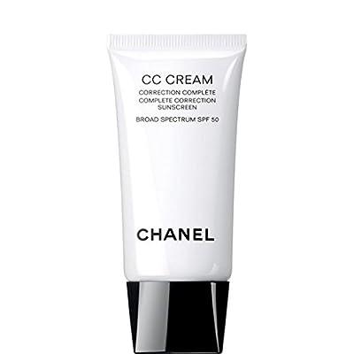 Chanel Cc Cream Complete Correction Sunscreen Broad Spectrum Spf 50 20 Beige