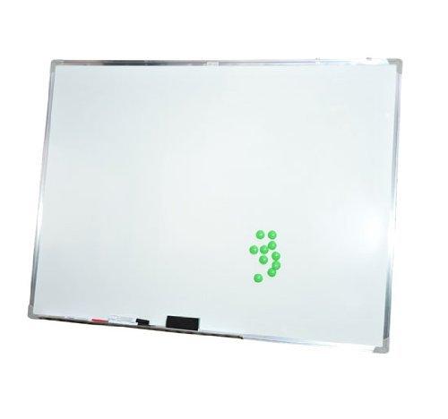 outsunny-lavagna-magnetica-110-x-80cm-con-telaio-in-alluminio-compresi-magnetini-e-pennarello-marcat