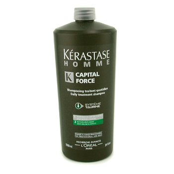 Homme Capital Force Daily Treatment Shampoo (