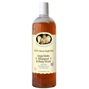 Earth Mama Angel Baby Angel Baby Shampoo &amp; Body Wash