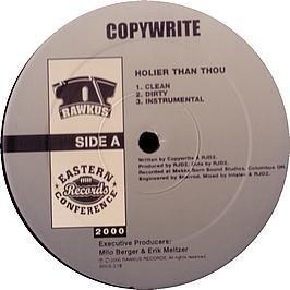 Holier Than Thou [Vinyl]