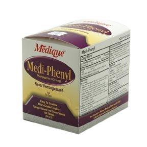 Medi-Phenyl, Tablets, PK 100
