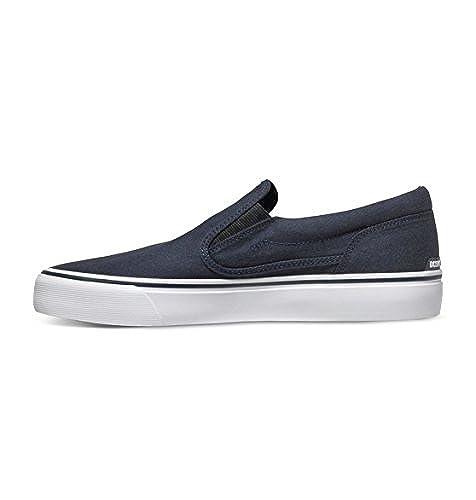 5. DC Men's Trase Slip-On TX U Skate Shoe