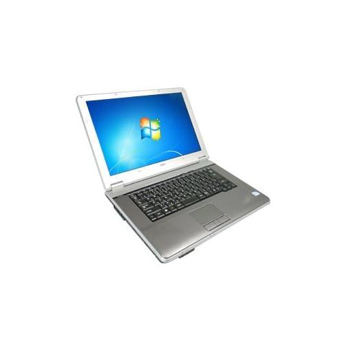 中古ノートパソコン NEC VY18L/E Celeron T3000 1.8GHz RAM2048MB HDD80GB DVD-ROMドライブ 15.4型液晶 Windows7
