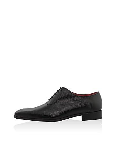 Repitte Zapatos Oxford Negro