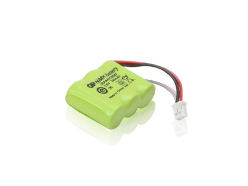 Battery for Dogtra Receiver 175NCP, 200NCP, 202NCP, 280NCP, 282NCP, 300M, 302M, 7000M, 7002M, EF-3000 Old