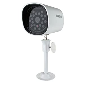 SEB-1006R Samsung IR Bullet Camera with Audio and 60 Foot Cable for SDE Series Systems