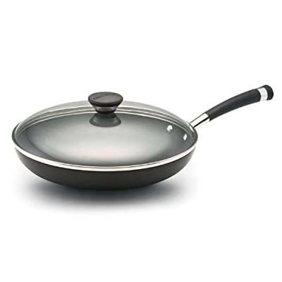 Circulon Acclaim Hard Anodized Nonstick 12-Inch Covered Deep Skillet
