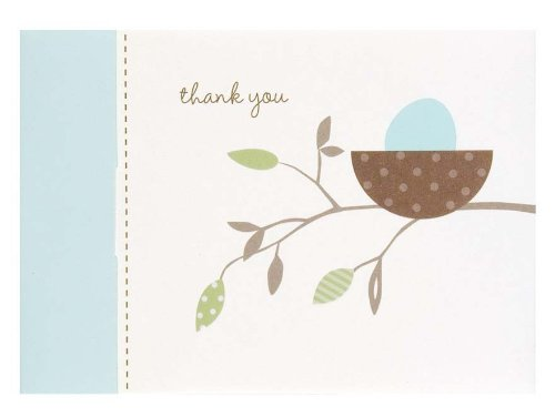 Pepperpot Baby Boxed Notecards, Nest