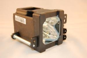 JVC HD-61G787 rear projector TV lamp with housing - high quality replacement lamp