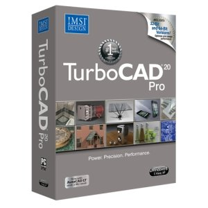 Turbocad Pro 20 Professional 2d 3d Cad Software Best