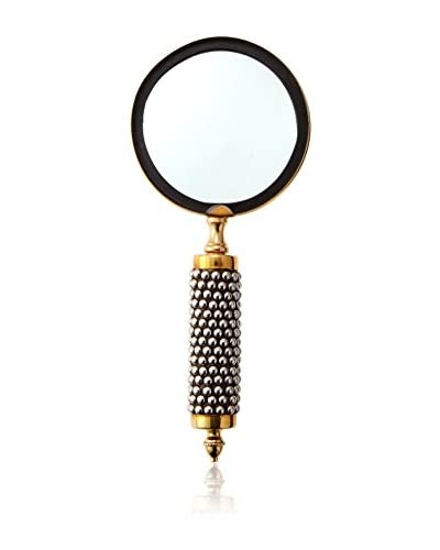 Go Home Journal Magnifying Glass, Brown