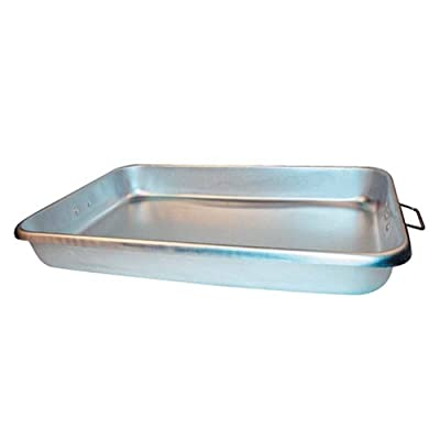 Winware Bake and Roast Pan 26 Inch x 18 Inch x 3-1/2 Inch with Handles