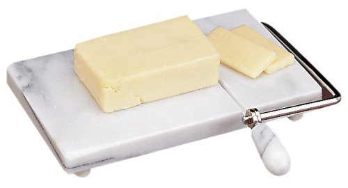Fox Run White Marble Cheese Slicer