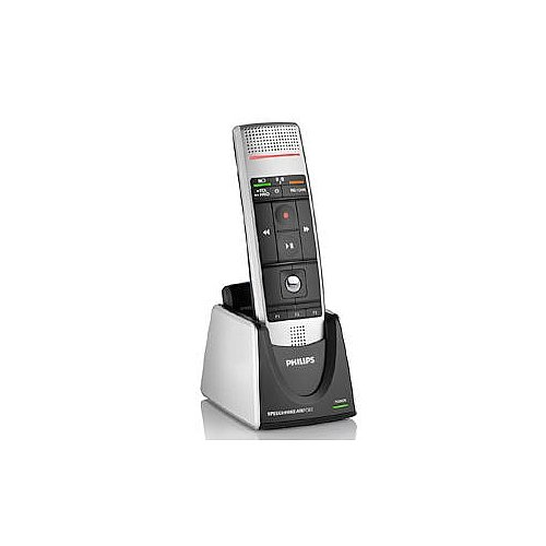 Philips Lfh3000 Speechmike Air Wireless Dictation Microphone With Push Button Design