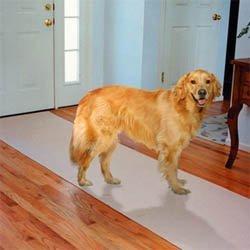 """Carpet Saver-Floor Protector-Beige-15' x 30"""" (Beige) (15'L x 30""""W)"""