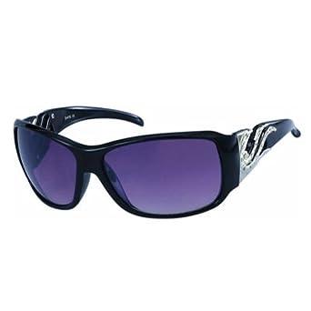 Dandash Sonnenbrille FLAMES black fŸr coolen Durchblick