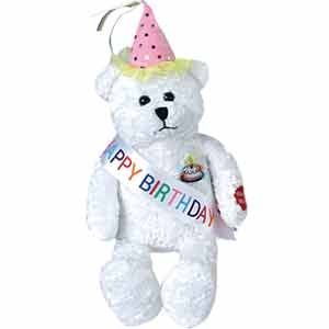 Birthday Bear 12 Inch - 1