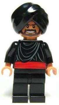 Cairo Swordsman - LEGO Indiana Jones Minifig - 1