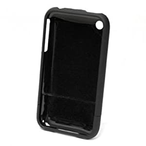 CaseCrown iPhone 3G and 3GS Polycarbonate Glider Slim-Fit Case (Black Obsidian)